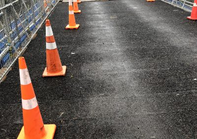 New Zealand Refabricated Bridge - Partly resurfaced