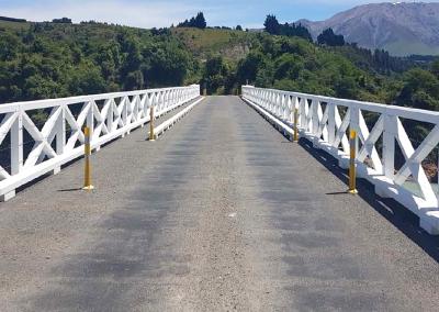 07. Rakaia Gorge Bridge NZ after NiuDeck
