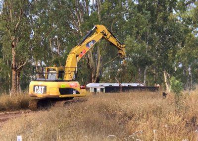 NiuBridge - Installation Ross Crossing Qld, Australia